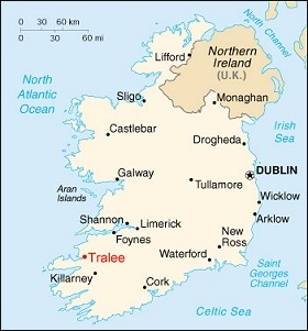 Tralee, Ireland   the capital of The Kingdom (intro)